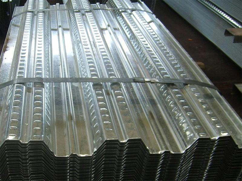 楼承板型号及厚度如何选择?