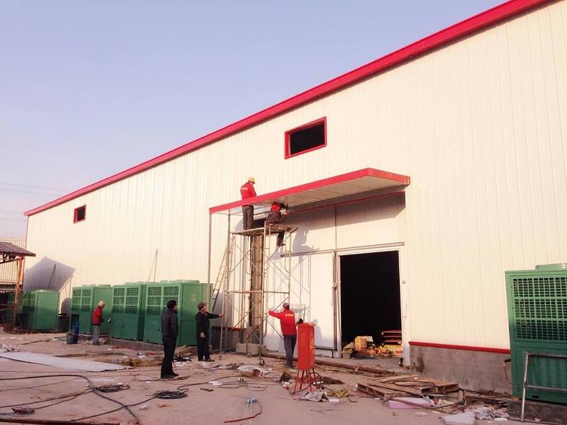 单层钢结构冷库安装和多层土建冷库安装哪种比较好?
