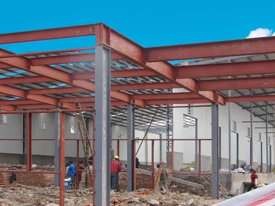 钢结构安装焊接前的准备工作以及设备