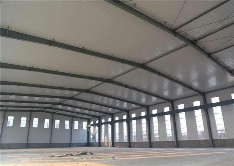 浅谈四种钢结构厂房围护系统的施工方式
