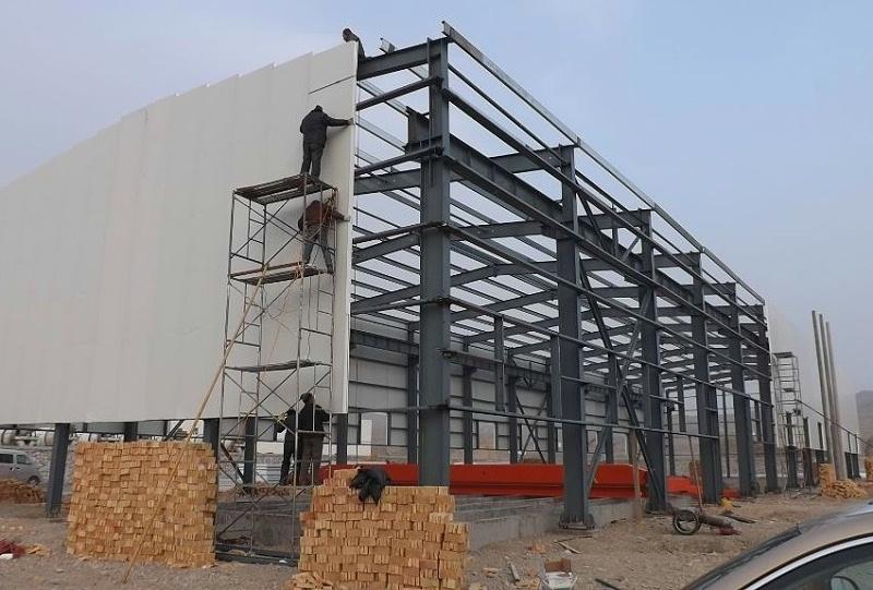 钢结构厂房施工注意事项有哪些?