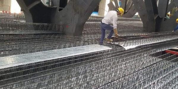 建筑行业楼承板已是重要元素