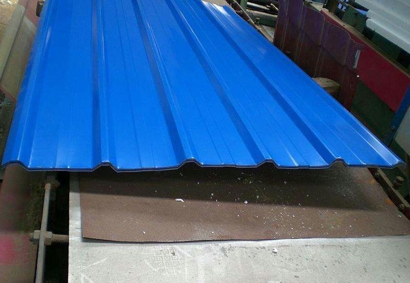 彩钢瓦在生产过程中常用的着色方法