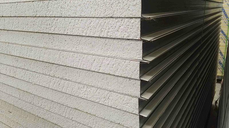 净化彩钢板与一般建筑板的区别