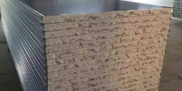 岩棉夹芯板可以很好的满足建筑师跟客户的需求