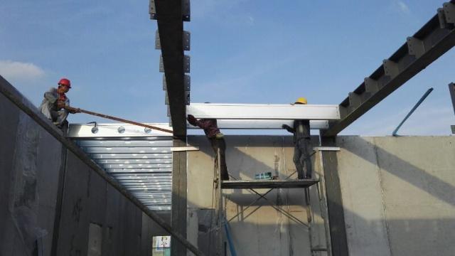冷弯薄壁型钢房屋中H型钢梁柱设计要点