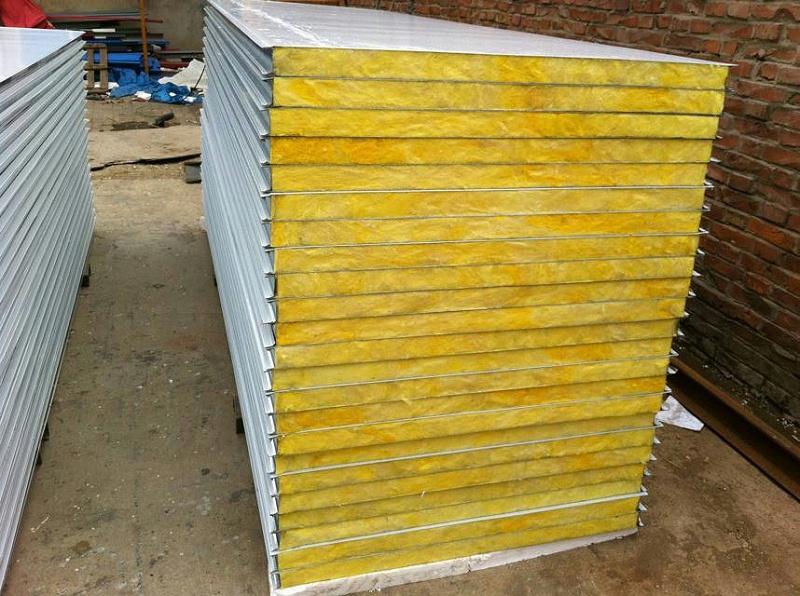 彩钢岩棉板如何保证正常的使用