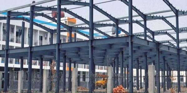 钢结构装配式带式输送机栈桥有限元分析