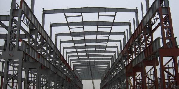 高密钢结构工程的优点有哪些?
