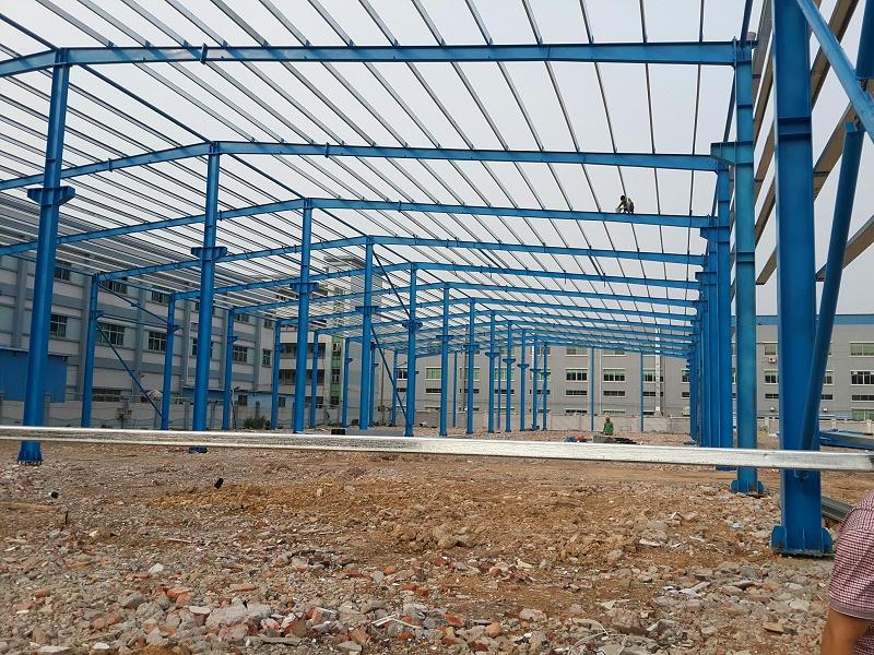钢结构厂房的跨度一般是多长?