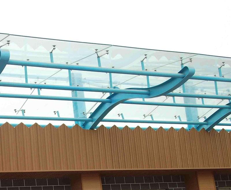 钢结构雨棚防腐处理的重要性