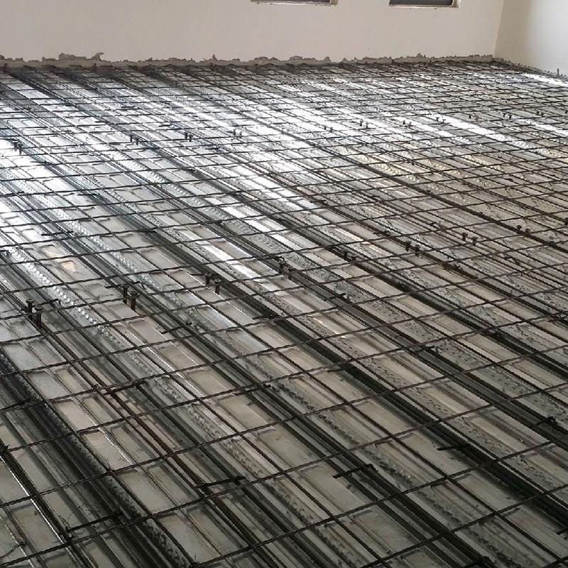 钢结构楼承板上水泥一般多厚?