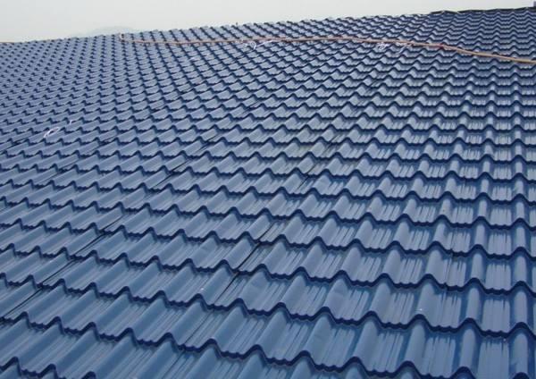 彩钢瓦的屋面怎么隔热?