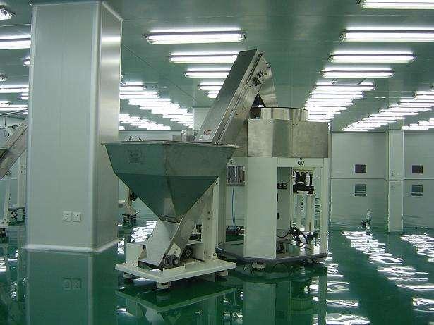 厂房/洁净室装修之环氧地坪的维护