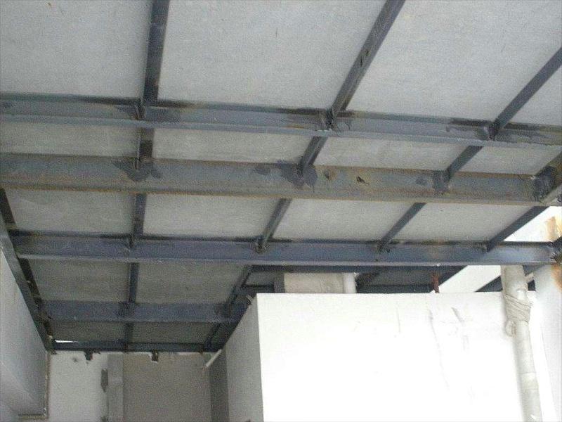 搭建LOFT钢结构楼板有什么要求?