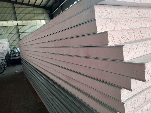 夹芯彩钢板未来具有广泛性发展
