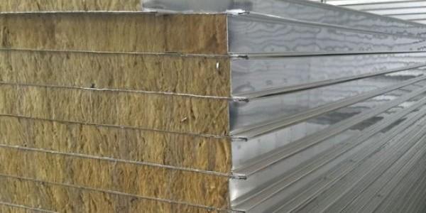 岩棉夹心彩钢板的规格设置