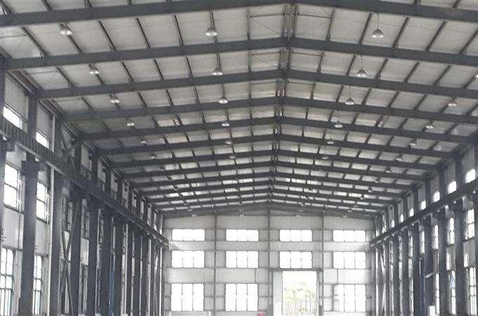 四种钢结构厂房围护系统的施工方式,值得了解