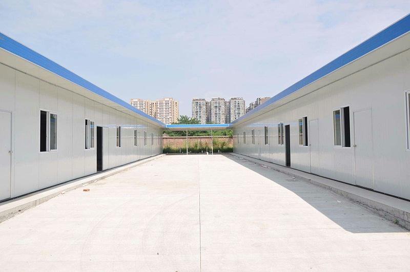 到底什么是活动板房住宅?