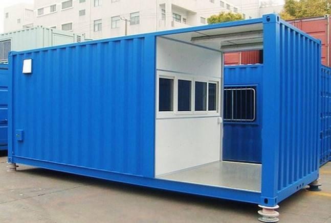 集装箱出售中什么是钢质通用集装箱?
