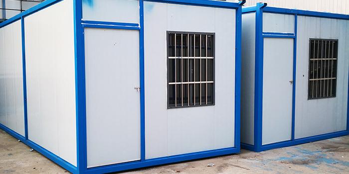 集装箱房屋有哪些优点?