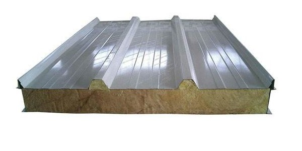岩棉彩钢夹芯板应用时要关注的地方
