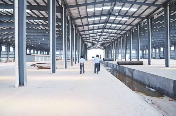 如何解决钢结构厂房施工过程可能遇到的麻烦