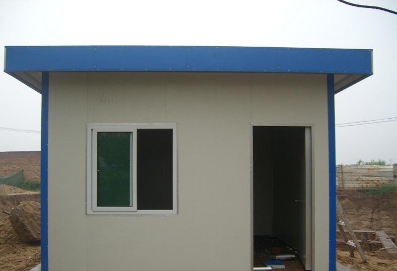 活动板房和轻钢别墅哪里不同?