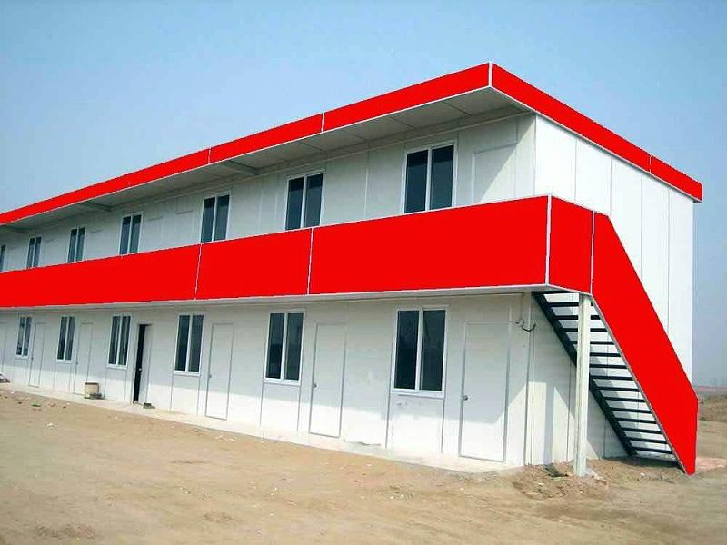 彩钢活动板房的屋顶构造有哪些?