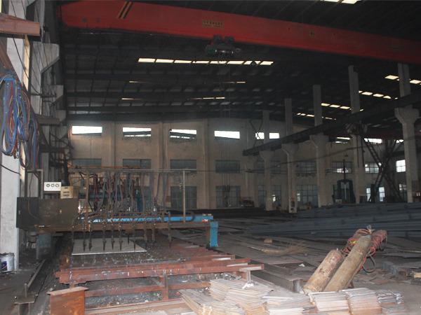 工厂厂房-1