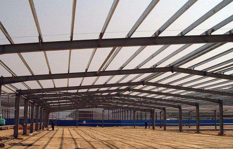 钢结构的基础材料问题