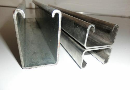 C型钢壁厚均匀的控制手段