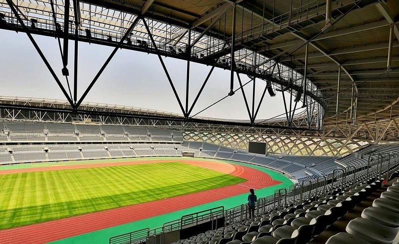为什么室内体育场馆建筑很流行钢结构材质?