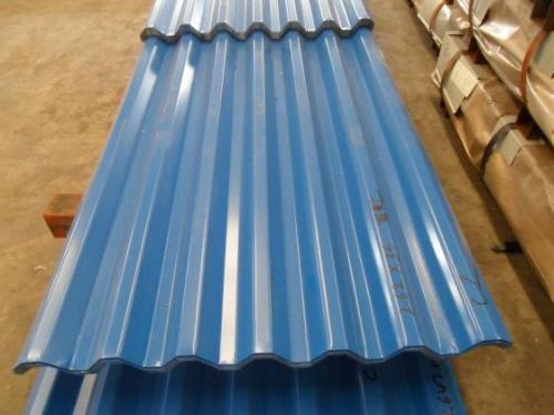 如何对彩钢压型板进行打磨?