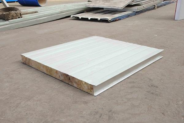 横铺岩棉板有哪些作用和特点?