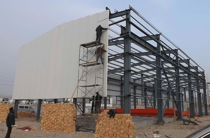 钢结构的连接方法