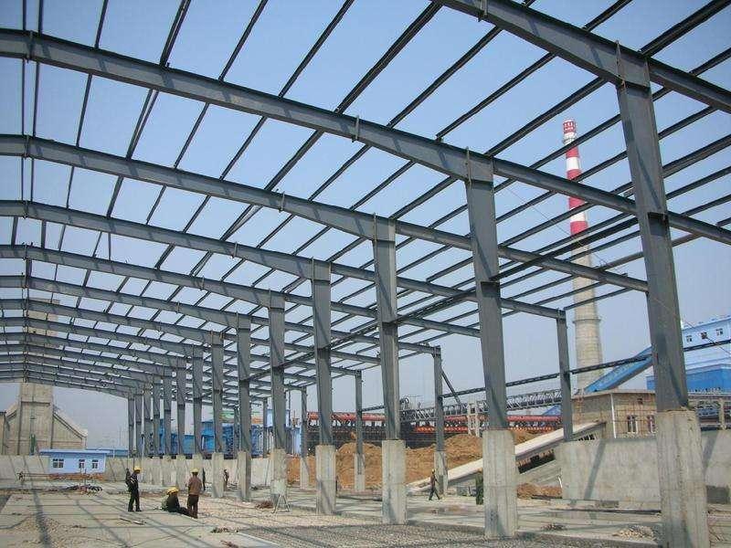 钢结构厂房施工工艺流程是怎样的?