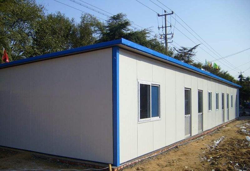 彩钢活动房的安装方法及承载力