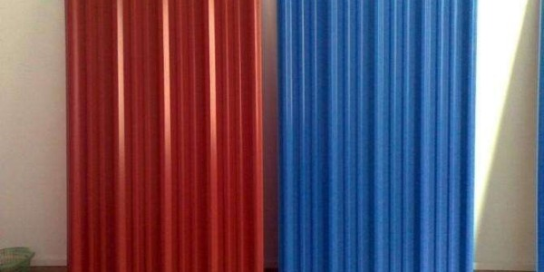 彩钢瓦屋面材料的防腐性能