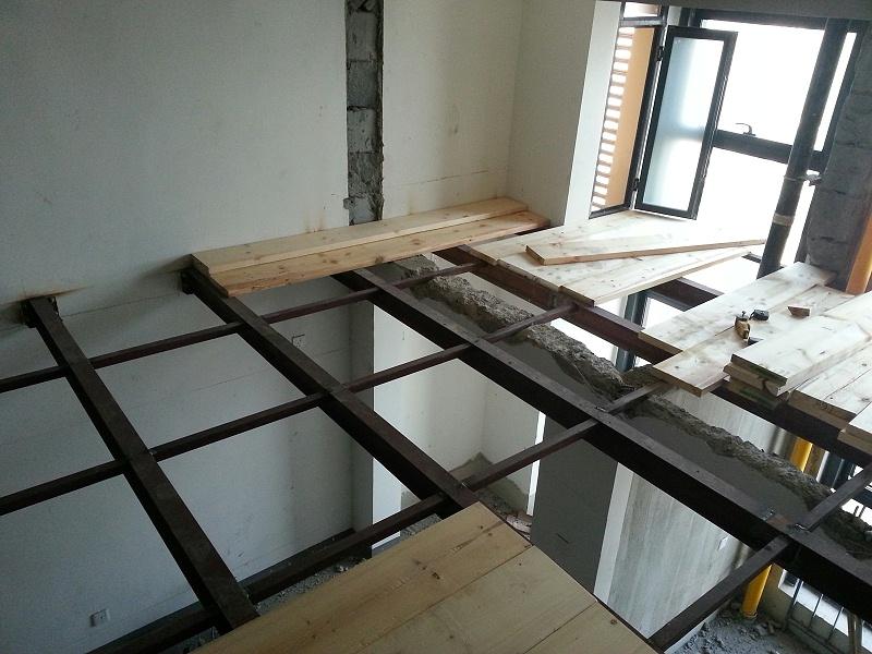 钢结构隔层的特点非常明显