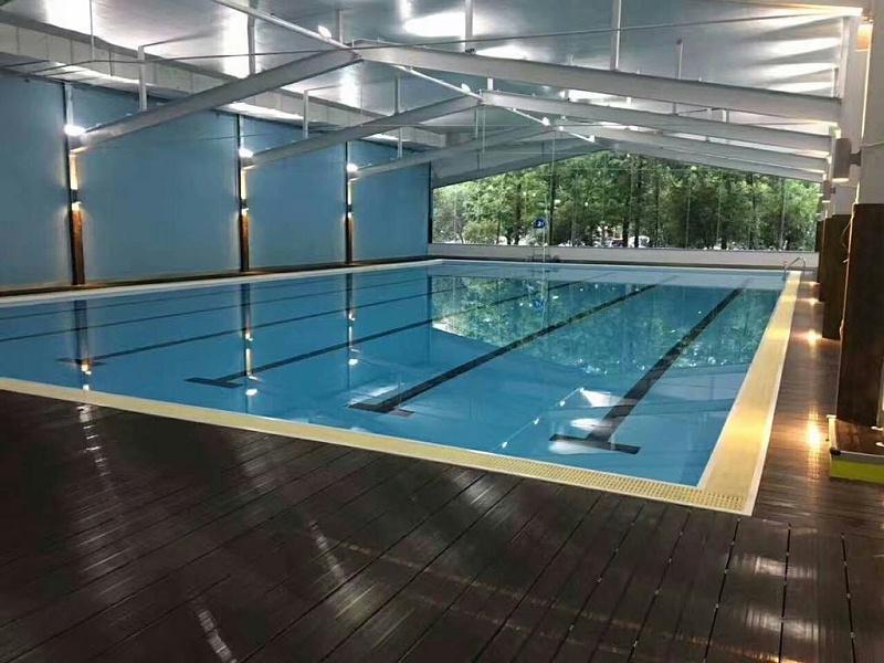 可拆装式钢结构游泳池好吗?有哪些优点