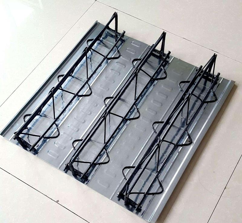 浅谈楼承板在框架结构中遇到的难题